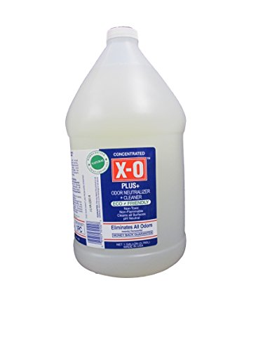 X-O Plus Odor Neutralizer/Cleaner Concetrate, 1-Gallon by XO
