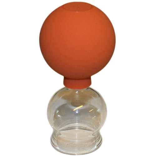 Campana de succión con pelota de 40 mm - taza de sangre cerveza ...