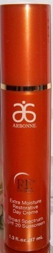 Arbonne RE9 Advanced Extra Moisture Restorative DayCrEme with SPF 20 by ARBONNE