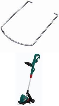 Bosch F016800173 - Protector de plantas + Bosch B0007P253S - Cortaborde eléctrico de jardín: Amazon.es: Bricolaje y herramientas