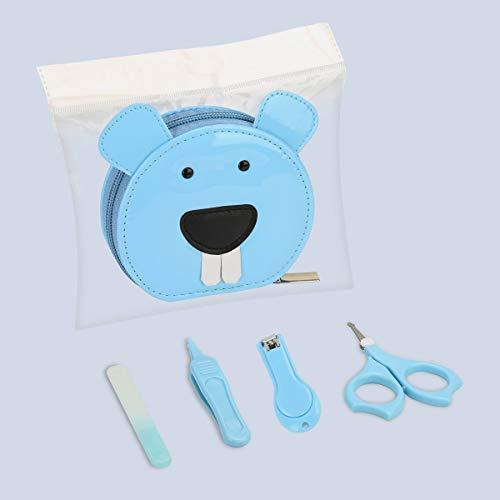 Amazon.com: Eggsnow – Baby Set de manicura (4 piezas ...