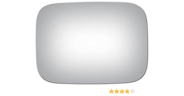2003-2009 HUMMER H2 Convex Passenger Side Power Replacement Mirror Glass Heated