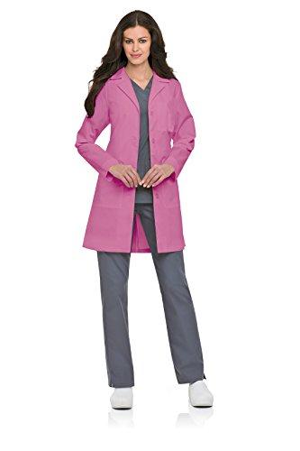 Pink Lab Coat - 2