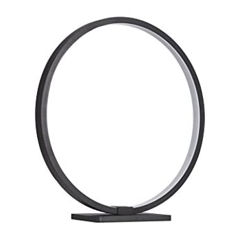 Brightech Circle Led Table Amp Desk Lamp Bright Orb Of