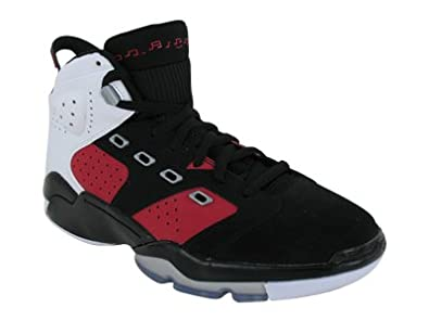 Image Unavailable. Image not available for. Color  NIKE Mens Basketball  Shoes Jordan 6-17-23 Black Carmine   White SZ 3a9b76b5c