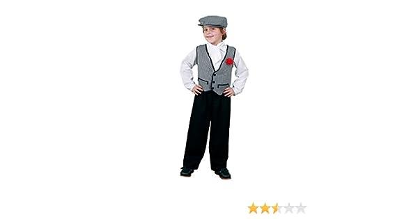Disfraz de Madrileño para niños: Amazon.es: Juguetes y juegos