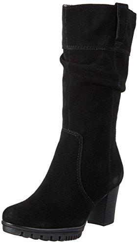 Jana Damen 25310 Stiefel Schwarz (Black)