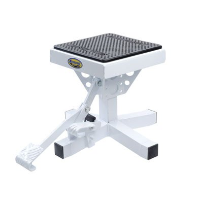 Motorsport Products 92-4018 Pro Lift Stand - White