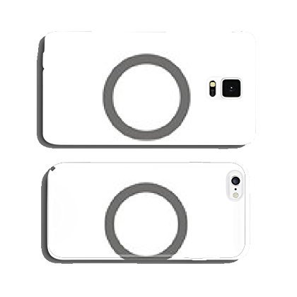 quality design a9bb8 8559c Amazon.com: Icono lupa FB cell phone cover case Samsung S5: Cell ...