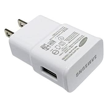 Samsung Original OEM Adaptive Fast Charging (AFC) Wall Charger Adapter (White)