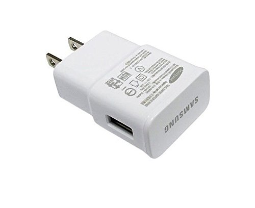 Samsung Original OEM Adaptive Fast Charging (AFC) Wall Charger Adapter (White) -