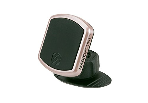 SCOSCHE MPDKRG-UB MagicMount Pro Universal Magnetic Phone/GPS Mount for The Car, Home or Office - Rose Gold