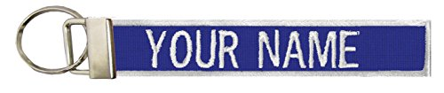 Custom Morale LUGGAGE and CRATE Tags with border and YOUR TE