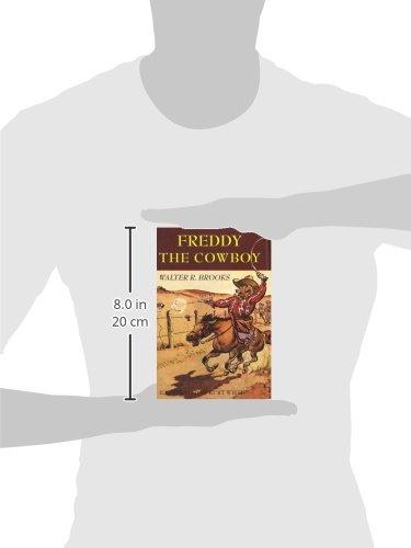 Freddy the Cowboy (Freddy the Pig Series)