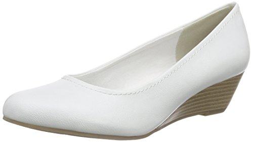 Marco Tozzi 22308 Damen Wedges Weiß (White 100)
