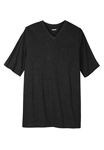 Kingsize Longer Length Lightweight V Neck