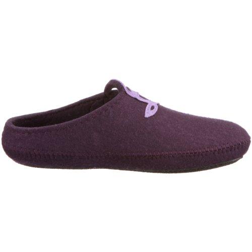 Loft 413003 90 Damen Hausschuhe, EU 36 violett (lila) Haflinger