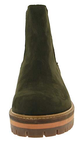 Stivali Poelman Poelman Donna Poelman Chelsea Donna Verde Stivali Stivali Verde Chelsea Chelsea g8gq7fw