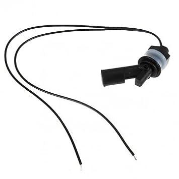 Cebs PP montaje lateral Horizontal Sensor de nivel de agua interruptor de flotador líquido: Amazon.es: Electrónica