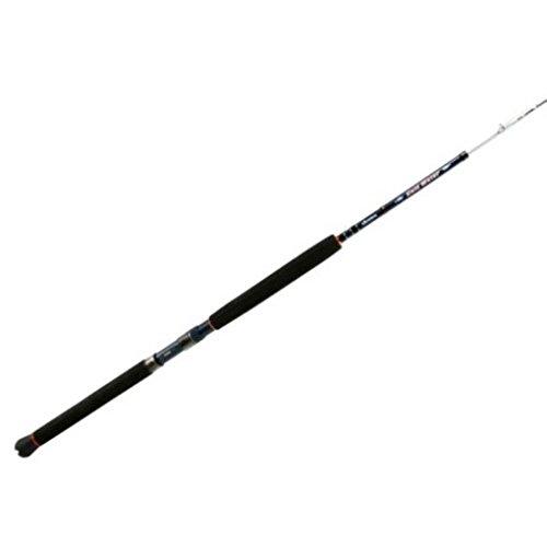 Hvy Cast - Okuma CW-C-702MH 7-Feet Cast Medium Heavy Cold Water Rod (2-Piece), White