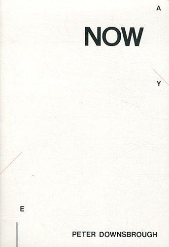 Peter Downsbrough - Now ebook