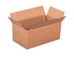 Realpackâ ® 10x scatole da parete, dimensioni: 22,9x 15,2x 15,2cm–ideale per trasloco o semplicemente per riporre oggetti Fast Shipping * Next Day UK Delivery Service away * REALPACK®