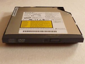 SONY CRX810E DVD-ROM & CD-RW COMBINATION DRIVE MODULE FOR USE WITH HP AND MAY Details about Sony Vaio PCG-8A2M PCG 8A2M DVD CD Laufwerk CRX810E PCGA (Vaio Dvd Sony Rom)