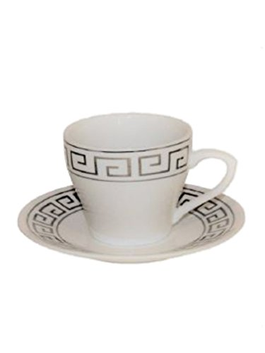 turkish coffee set of 6 - 4
