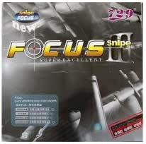 729 Focus 3 Table Tennis Rubber