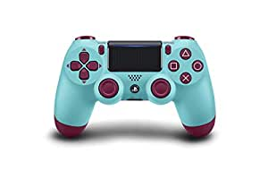 Sony PlayStation 4 - Dualshock 4 Kablosuz Oyun Kumandası, Mavi (Sony Eurasia Garantili)