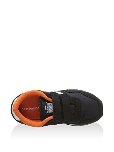 New Balance Sneaker kv396noi nero-arancione