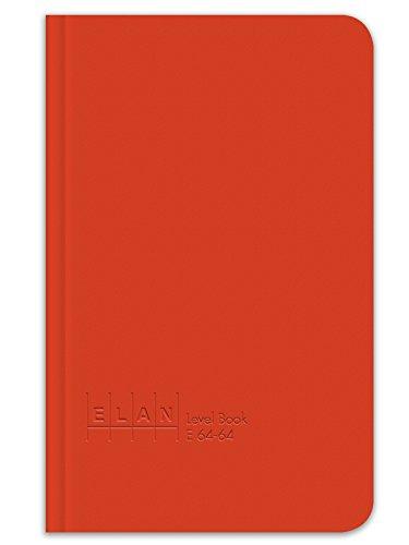 Elan Publishing Company E64-64 Level Book 4 ⅝ x 7 ¼, Bright Orange Cover (Pack of 24) by Elan Publishing Company