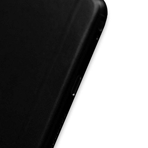 appskins anteriore iPhone 6Plus color Edition Black