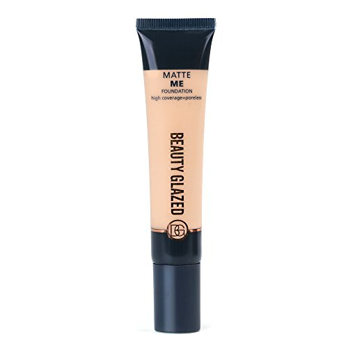 Beauty Glazed Face Primer for Oily Skin and Pores Blemish Control MatteFinish (3# Naturally)