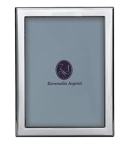 - LONDON - an engraving favorite - in pure Italian sterling silver by Zaramella Argenti® - 2.5x3.5