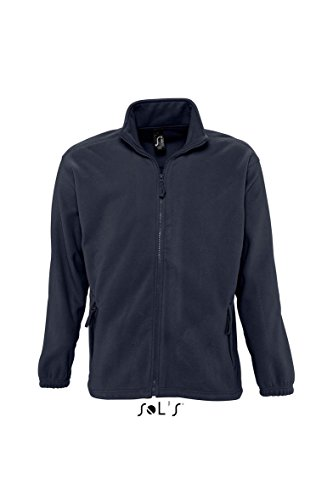 SOL´S - Fleecejacket North 5XL,Navy