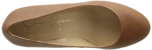 Jessica Women's Simpson Sampson Pumps Almond rrTqwzRO