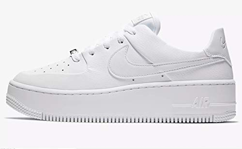 Nike Air Force 1 Sage Low Women's Shoes White/White ar5339-100 (9 B(M) US)
