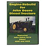 JD Engine Rebuild Video (DVD)