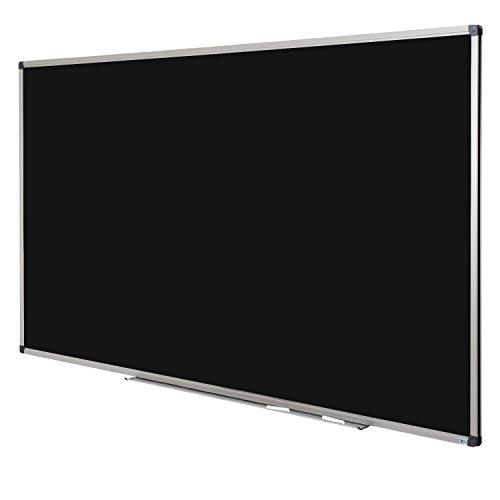"""Master of Boards® Magnetic Chalk Black Board - 36"""" x 24"""" (3'x2'), 2 Sizes Available 