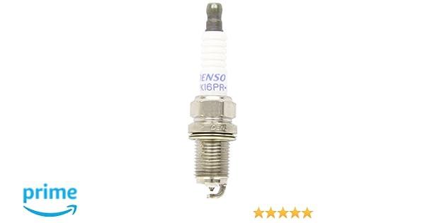 Amazon.com: Denso (3275) PK16PR-L11 Double Platinum Spark Plug, Pack of 1: Automotive