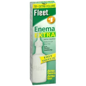 how to make fleet enema