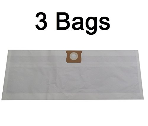 yan_ Disposable Filter Bags for Shop Vac 10-14 Gallon 3-PK