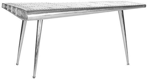 Safavieh Home Collection Aviator Silver Console Table by Safavieh