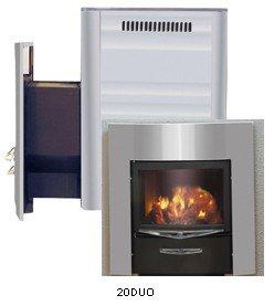 Hanko Elite Catalina-20 Duo Wood Burning Sauna Heater