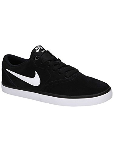 De Para black Nike White Sb Hombre Zapatillas Skateboarding Check Solar Negro zYYSqxIO
