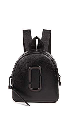 Marc Jacobs Women's Pack Shot DTM Backpack, Black, One Size