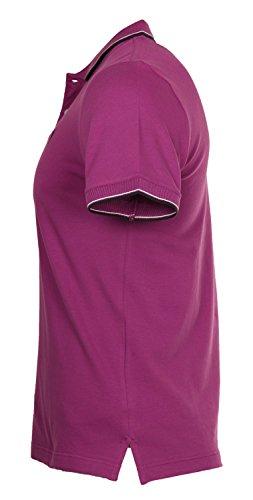 MCS Marlboro Classics Herren Poloshirt Lila CMCN403-L0086402-132