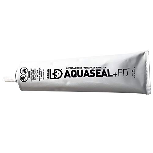 Gear Aid - Aquaseal Urethane Repair Adhesive & Sealant - GORE-TEX Repair 8 oz