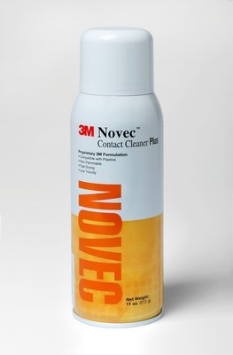 3M(TM) Novec(TM) Contact Cleaner Aerosol, 11 oz can, 6 cans per case